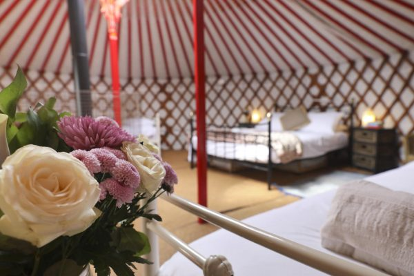 Romantic Glamping Breaks in Dorset