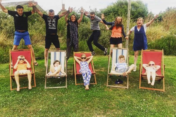 Glamping holidays for families - Dorset
